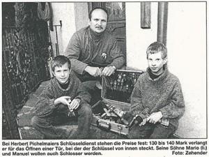 Artikel Schlüsseldienst Augsburg