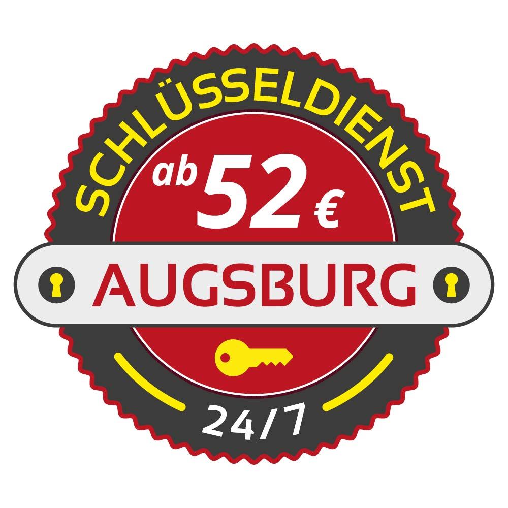 Schluesseldienst Augsburg mit Festpreis ab 52,- EUR